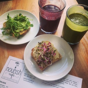 Toasts & Smoothies